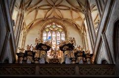 Tschechische Republik ` S St. Barbara Kirche von Kutna Hora 14. Juni 2016 Stockfoto