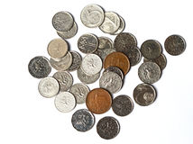 Tschechische Währung Lizenzfreie Stockbilder