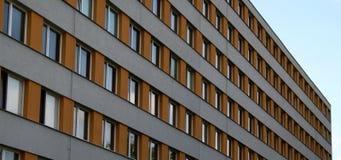 Tschechische Wohnsiedlung Lizenzfreie Stockbilder