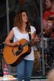 Tschechischer Sänger Aneta Langerova Lizenzfreie Stockbilder