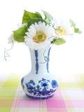Tschechischer Vase Lizenzfreies Stockbild