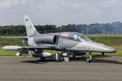 Tschechisches L-159 Stockbild