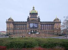 Tschechisches Nationalmuseum Stockbilder
