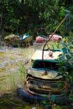 Tschornobyl- - Pripyat-Vergnügungspark Stockfotos
