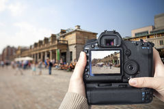 TSE camera Stock Images