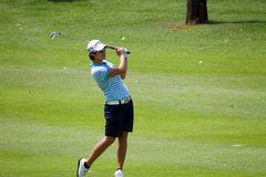 Tseng looks on at LPGA Malaysia Royalty Free Stock Images
