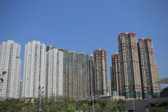 Tseung Kwan o, Гонконг стоковая фотография rf