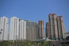 Tseung Kwan O, Hongkong stock afbeeldingen