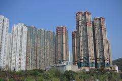 Tseung Kwan O, Hongkong royalty-vrije stock foto's