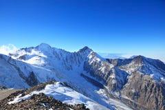 tsey för caucasus hög bergossetia Fotografering för Bildbyråer