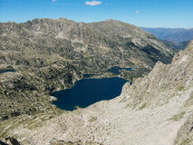 tsey ossetia υψηλών βουνών Καύκασου Στοκ εικόνα με δικαίωμα ελεύθερης χρήσης