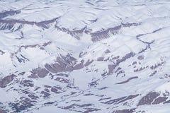 tsey ossetia υψηλών βουνών Καύκασου Στοκ Εικόνα