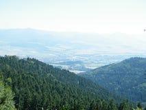 tsey ossetia υψηλών βουνών Καύκασου στοκ φωτογραφίες
