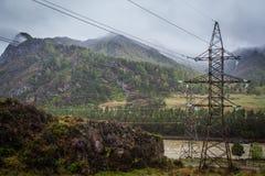 tsey ossetia υψηλών βουνών Καύκασου Στοκ φωτογραφίες με δικαίωμα ελεύθερης χρήσης