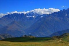 tsey ossetia высоких гор caucasus Стоковые Изображения