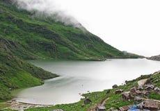 Tshangu lake Royalty Free Stock Photos