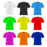 Tshirt Royaltyfri Fotografi