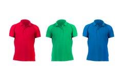 Tshirt Template Royalty Free Stock Image