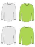 Tshirt vazio Imagem de Stock Royalty Free