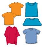 Tshirts Stock Image