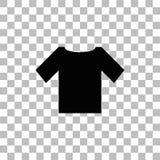 Tshirtsymbolsl?genhet royaltyfri illustrationer