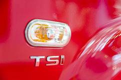 Tsi Vehicle Royalty Free Stock Photos