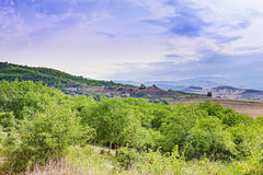 Tsilingar village Royalty Free Stock Photos