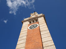 The Tsim Sha Tsui Clock Tower Stock Image