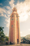 Tsim Sha Tsui Clock Tower Royalty Free Stock Image