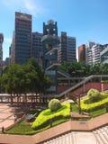 Tsim sha tsui East. In Hong Kong Kowloon stock image