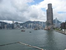 Tsim Sha Tsui, Hong Kong imagem de stock royalty free