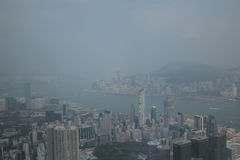 Tsim Sha Tsui, hong kong Royalty Free Stock Photography
