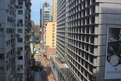 Tsim sha tsui, hong kong Royalty Free Stock Images