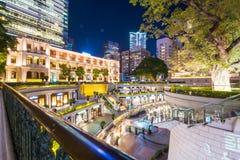 Tsim Sha Tsui, Hong Kong - 10 gennaio 2018: Eredità 1881, Fotografia Stock Libera da Diritti