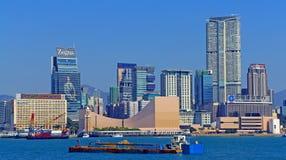 Tsim sha tsui, kowloon, hong kong Stock Images
