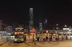 Tsim Sha Tsui Station, Hongkong Stock Photo