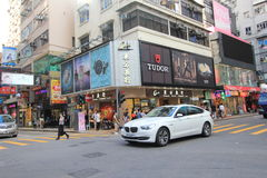 Free Tsim Sha Tsui Street View In Hong Kong Royalty Free Stock Image - 83143636
