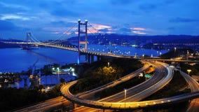 tsing bridżowy ma Zdjęcie Royalty Free