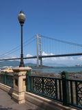 Tsing ma bridge. Nice view of Tsing Ma Bridge in hong kong stock image