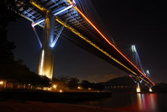Tsing Ma bridge Stock Photos