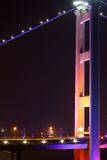 Tsing Ma Bridge. Of Hong Kong Royalty Free Stock Photo