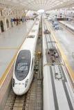TsingDao järnvägsstation Royaltyfri Foto
