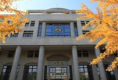 Tsinghua University Stock Images