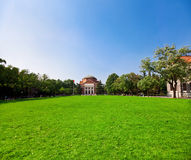 Tsinghua University Auditorium Royalty Free Stock Image