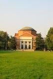 Tsinghua university campus scenery in Beijing Stock Photos