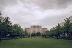 Tsinghua University in spring 5 Royalty Free Stock Photography