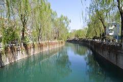 Tsinghua views Royalty Free Stock Photo
