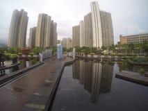 Tsings yi landgoed Royalty-vrije Stock Afbeelding