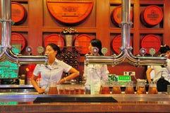 Tsingtao Brewery factory Stock Image
