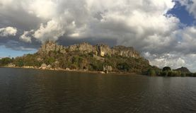 Tsingy Foto de Stock